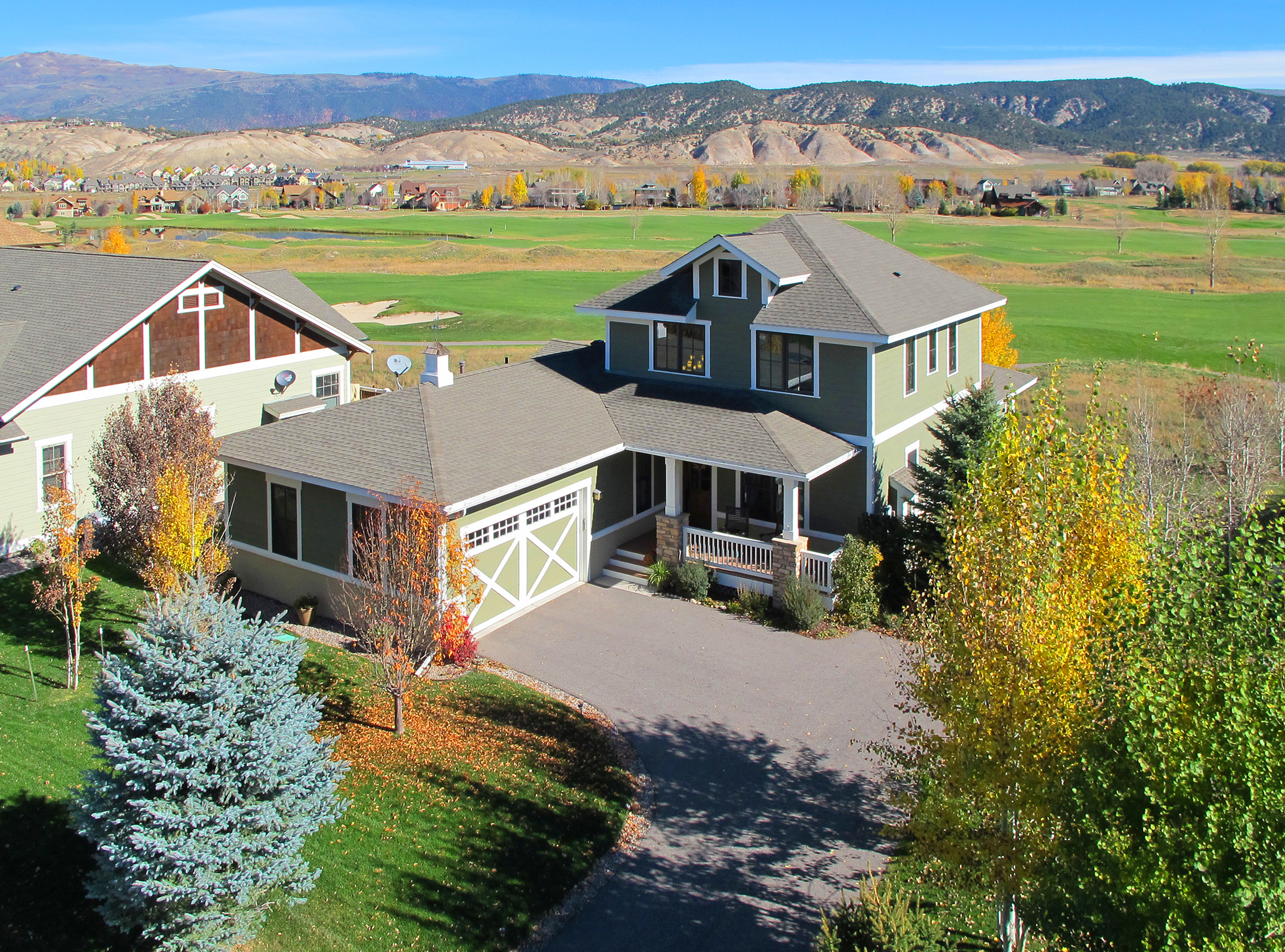 Aerial Image of Aidan's Meadow