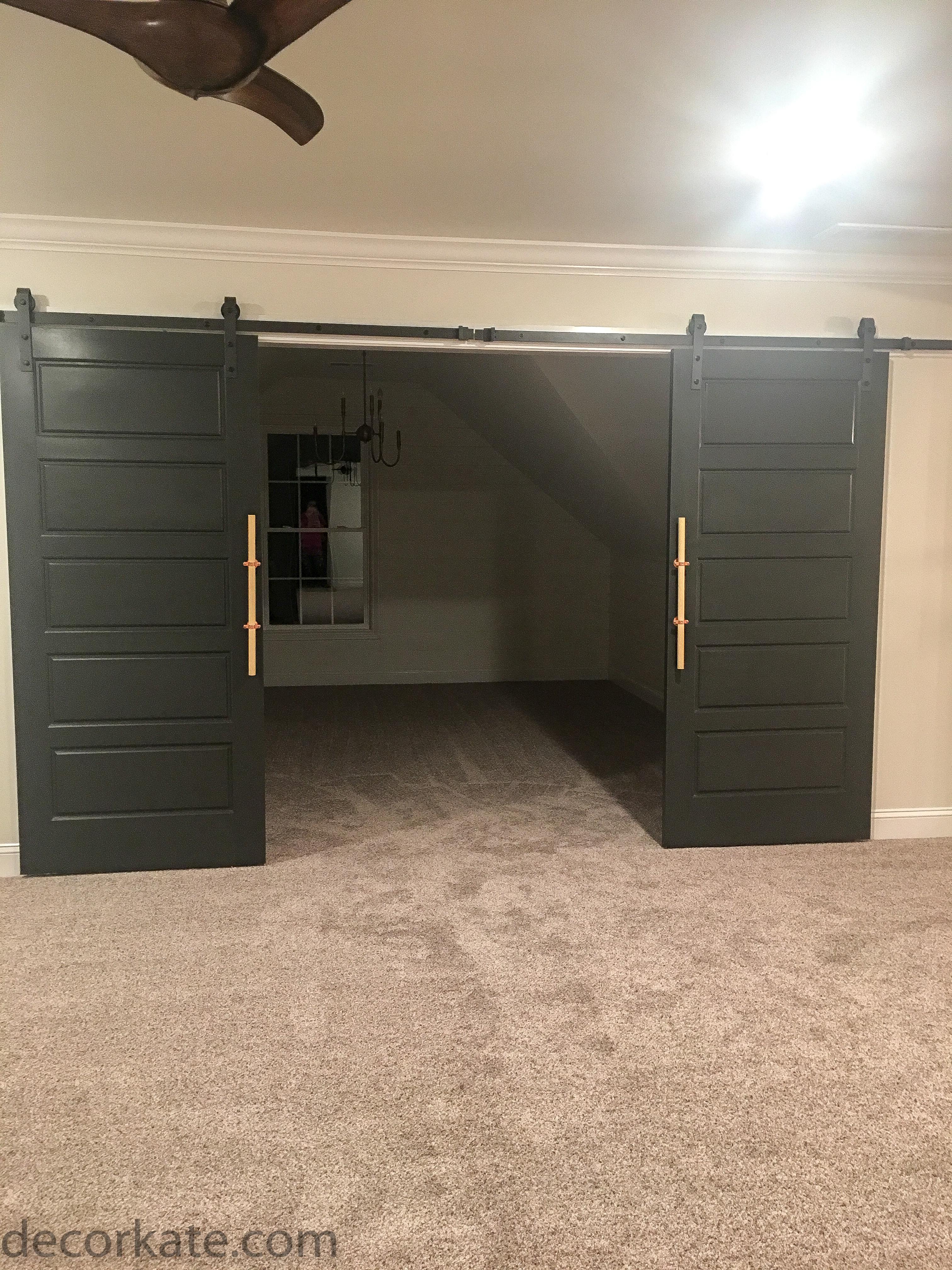 Large Frame Doorway