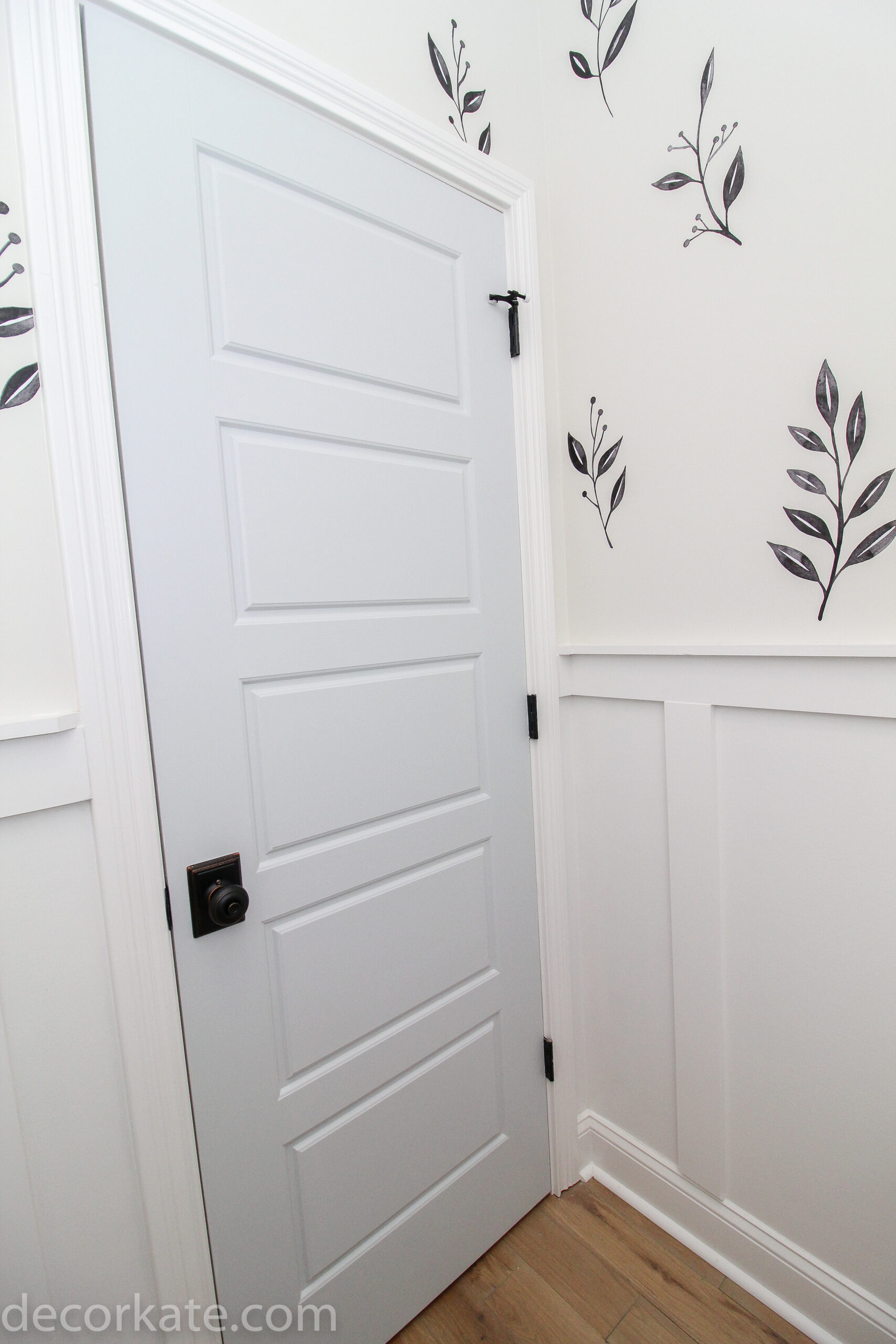 Pale Blue Door