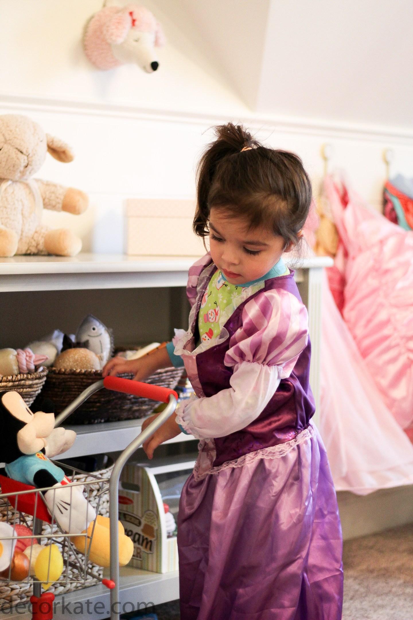Toddler Princess Dress