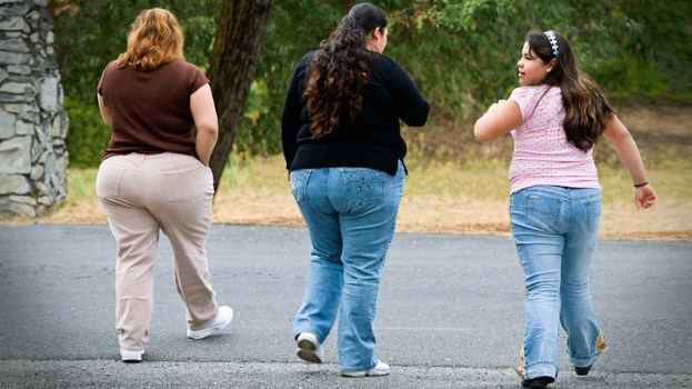 obese teens