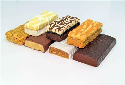 Bariatric Starter Kit protein bar sampler