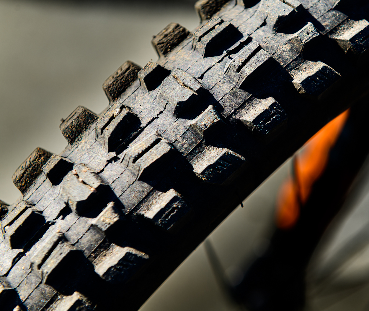 Reviewing the Maxxis Assegai tire