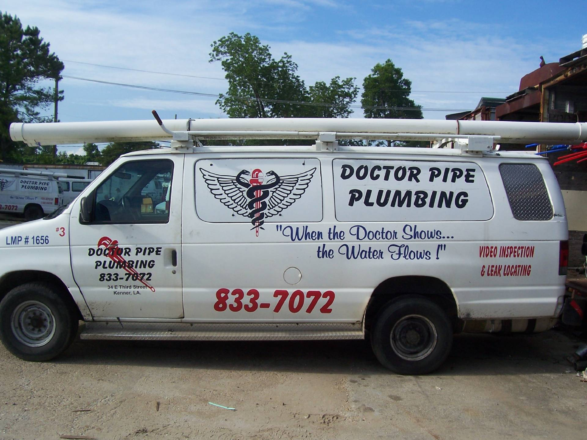 Doctor Pipe