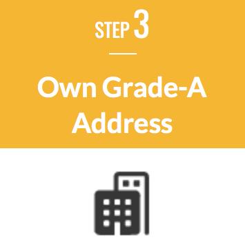 Own Grade-A Addres