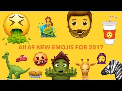 Emoji, 2017 Emojis, Cool Emoji, Cute Emoji