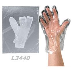 Polyethylene Glove, Sterile
