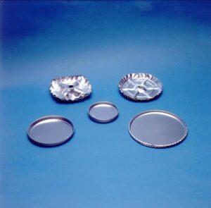 Aluminum Balance Pan, 102 mm