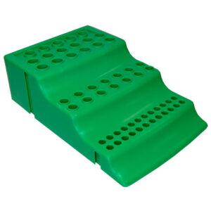 MCT Workstation Rack, MCT and PCR Tubes, Polypropylene, 1 EA