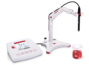 ST3100-B Bench pH Meter with stand-alone Electrode Holder
