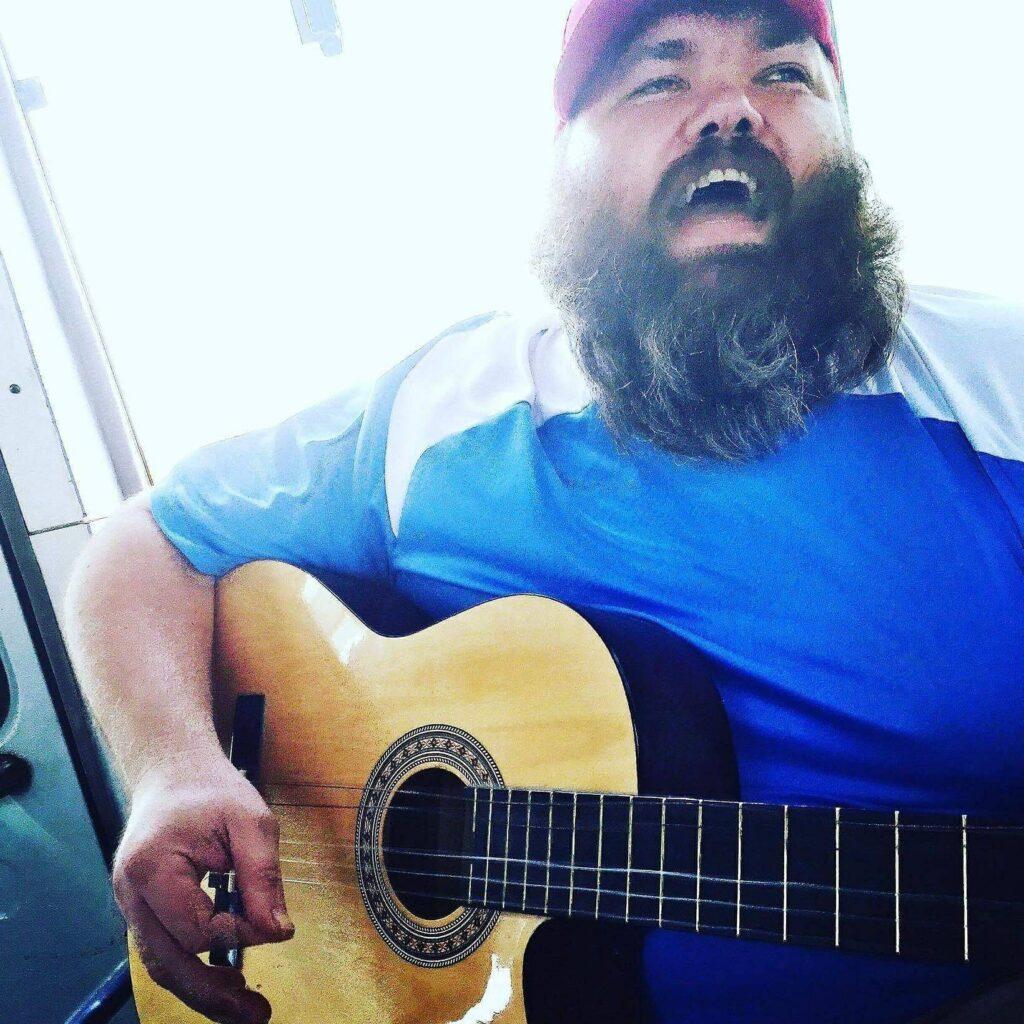 """Catfish Guit"" Josh Carpenter Music"
