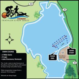 DunmoreTriathlon-SwimMap