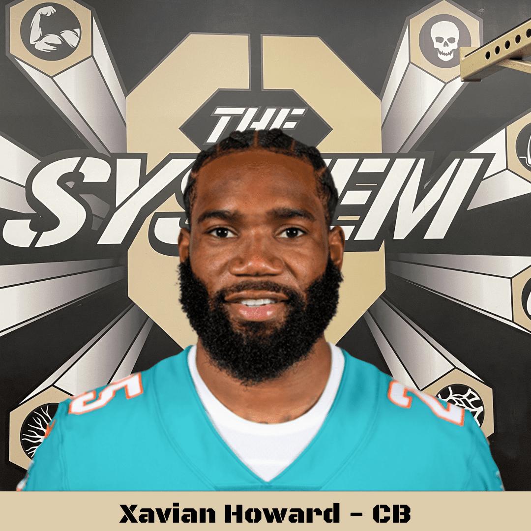 Xavian Howard, The System8