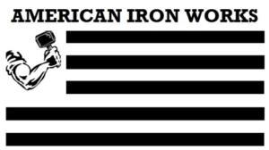Hose Safety-American Iron Works Flag Artwork