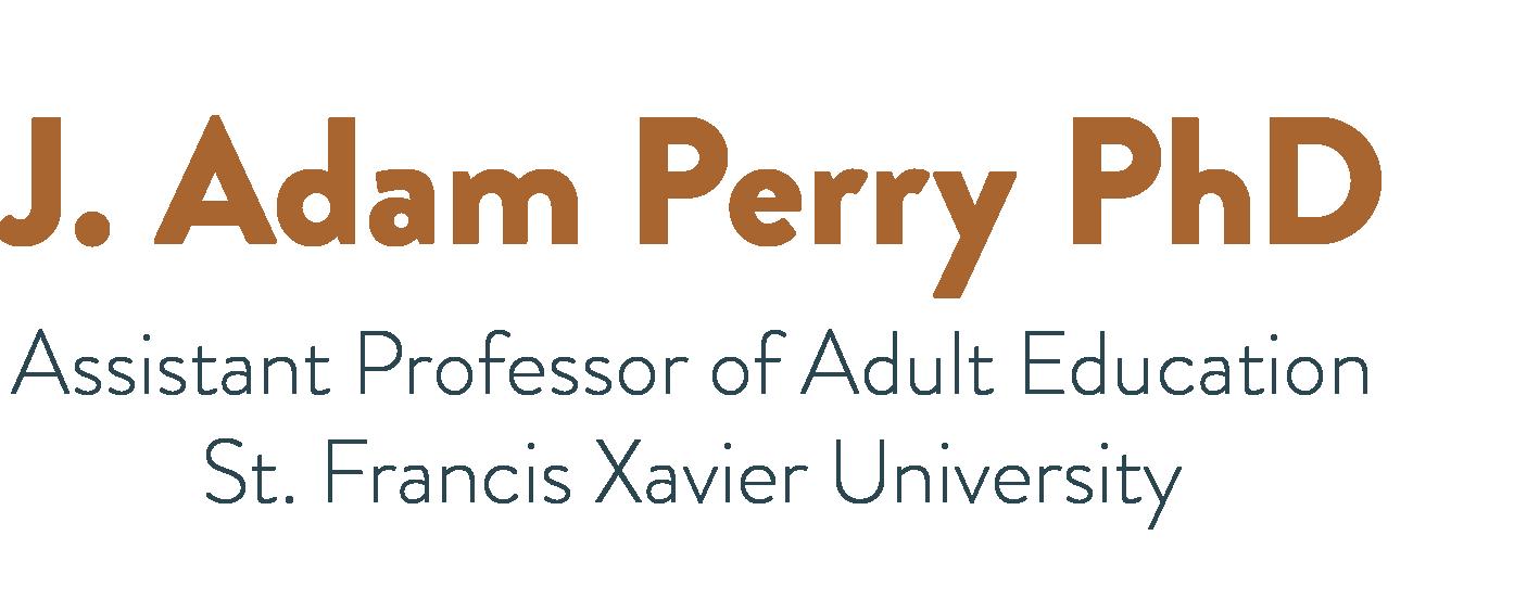 J. Adam Perry, PhD