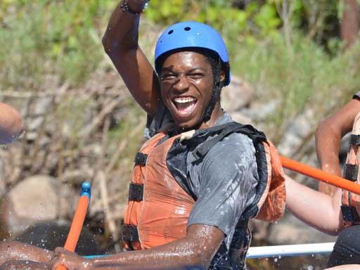 colorado multiday rafting trip
