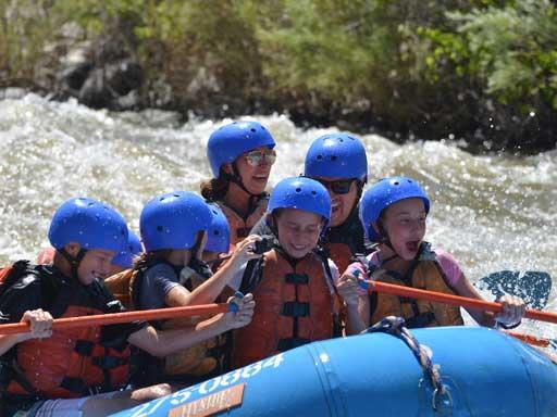 bighorn sheep canyon rafting trips