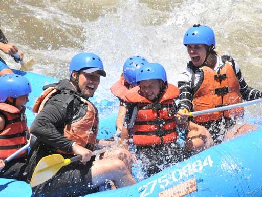 colorado family float trips