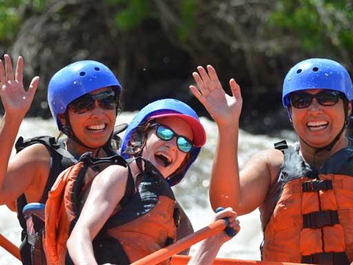 colorado overnight raft trips
