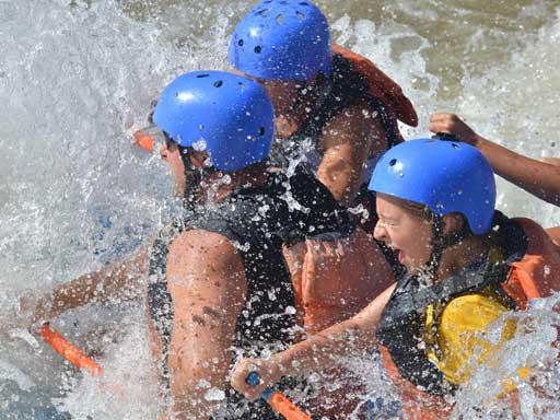 full day rafting in colorado