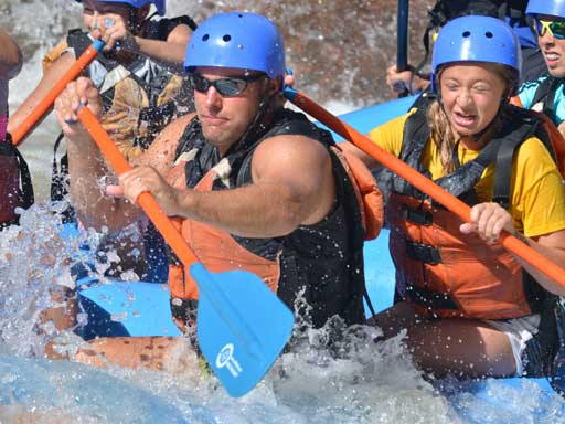 royal gorge overnight raft trips