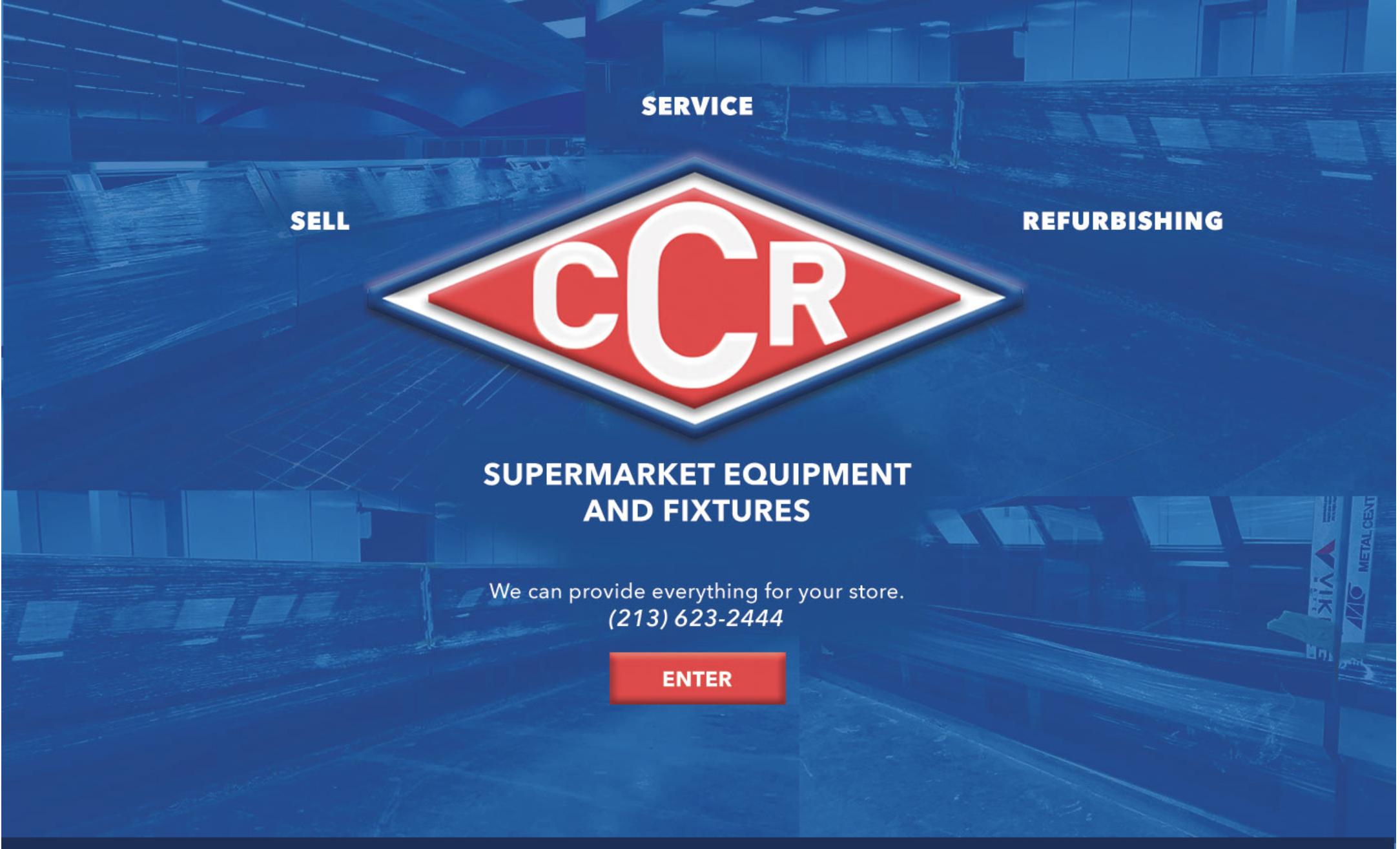 CCR Market equipment and Fixtures
