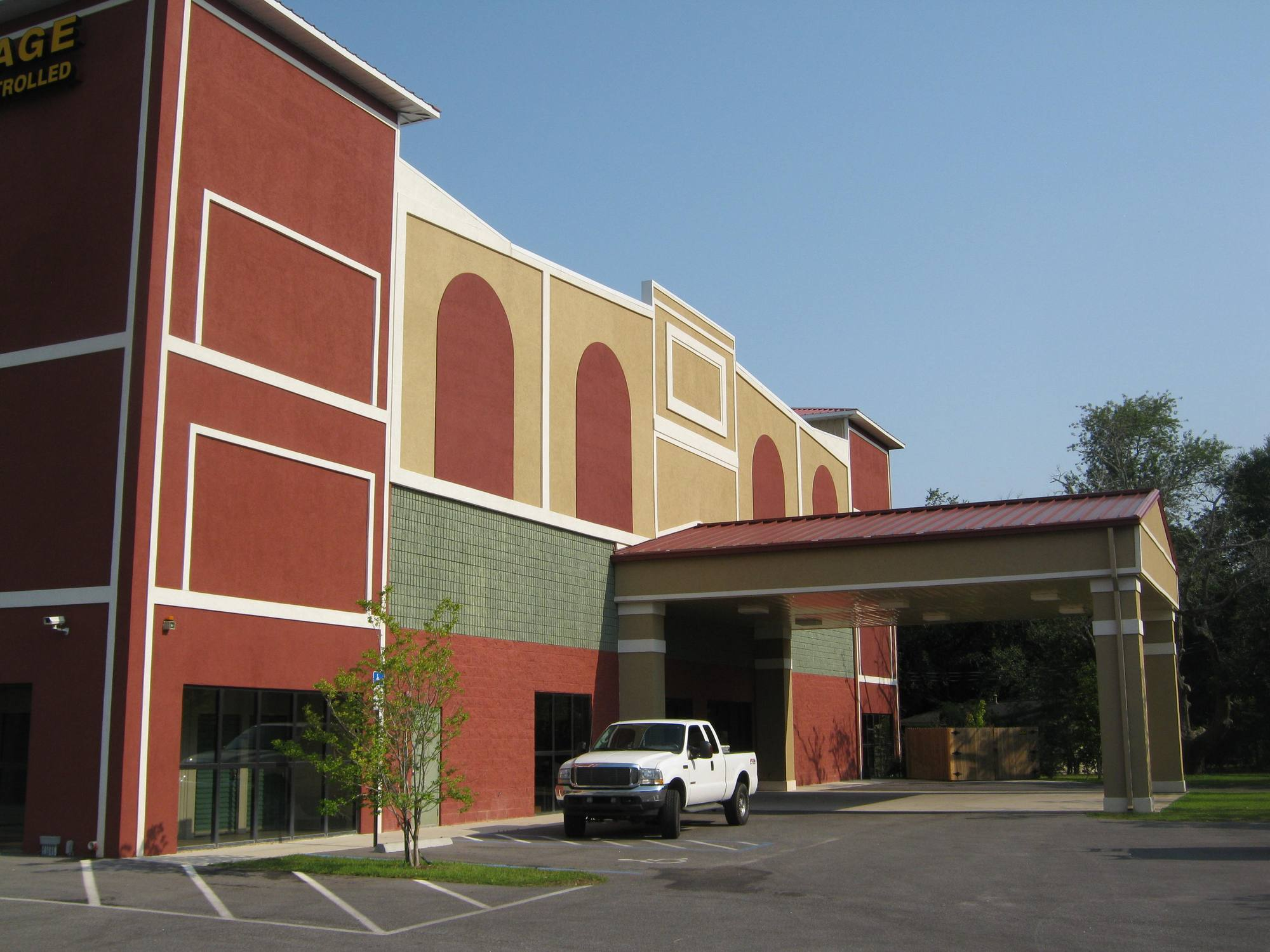 Climate storage Pensacola FL