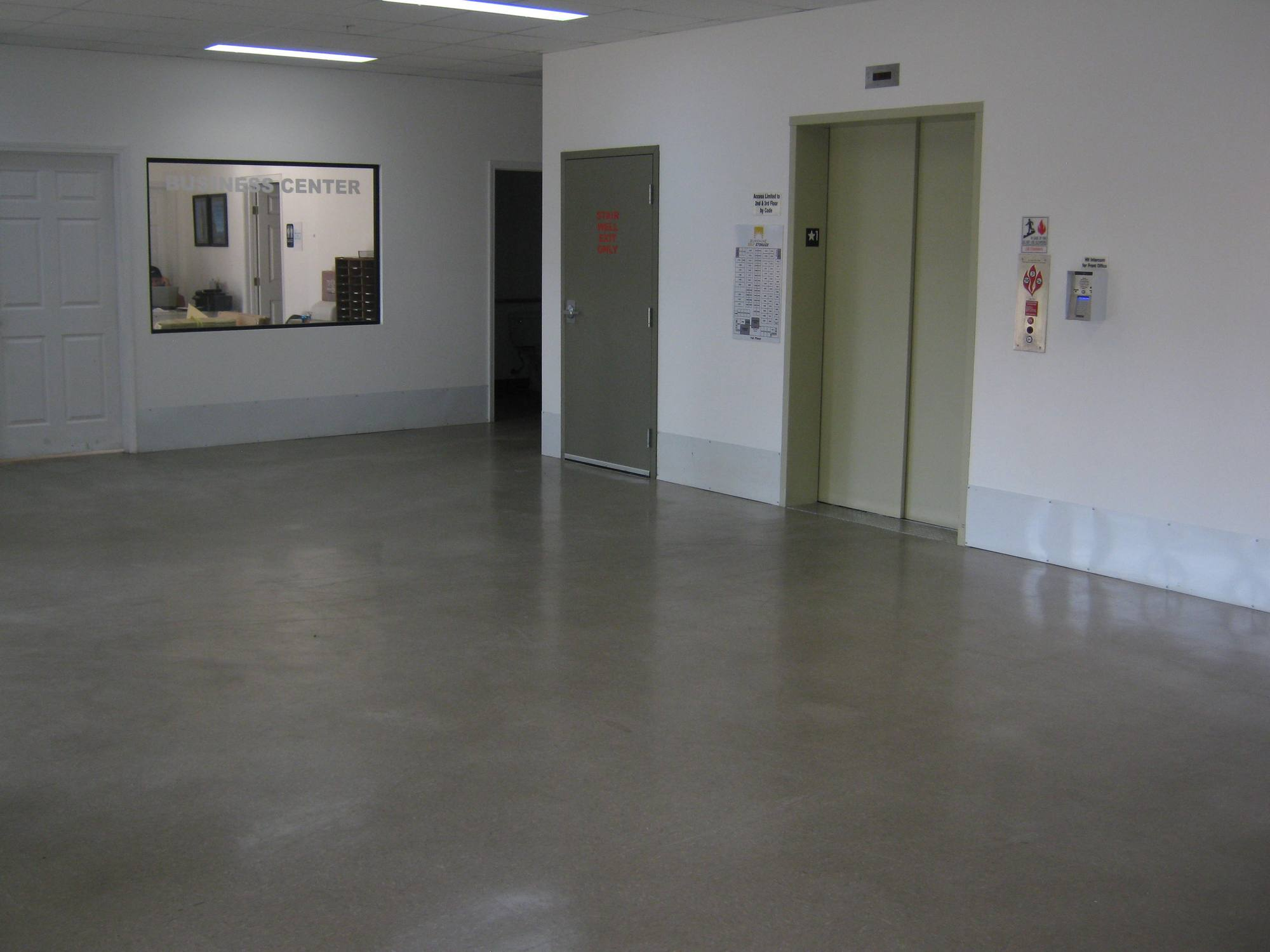 Climate controlled self storage Pensacola
