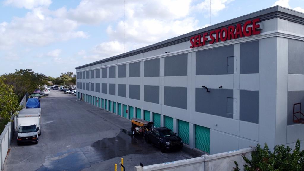Cooper City Storage Units