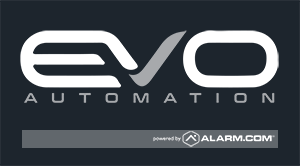 Evo powered by Alarm.com