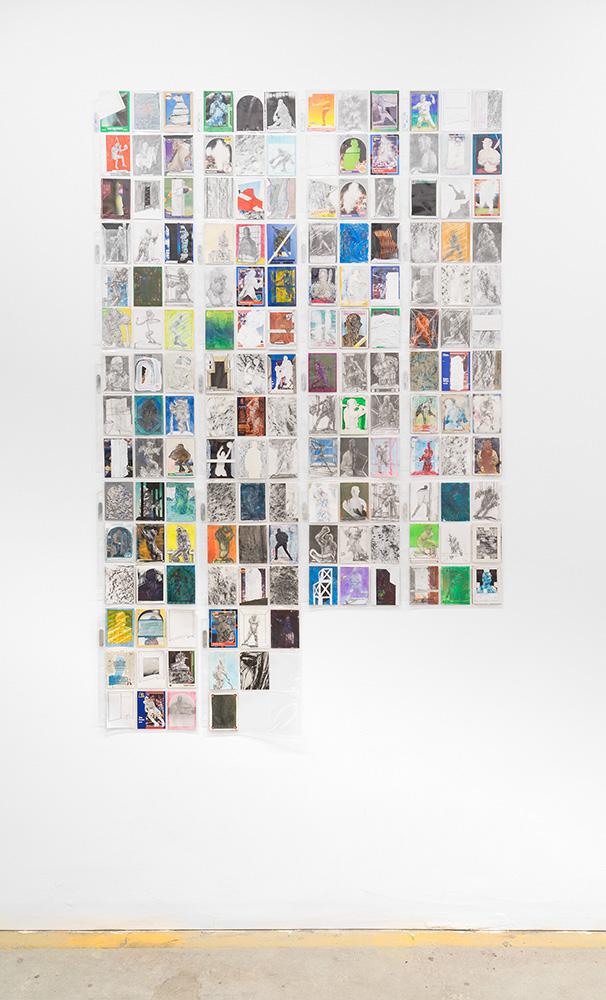 Norm Paris, Cards: Series II, 2016