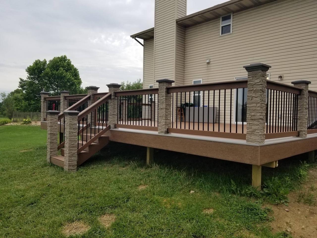 View deck renovation details page