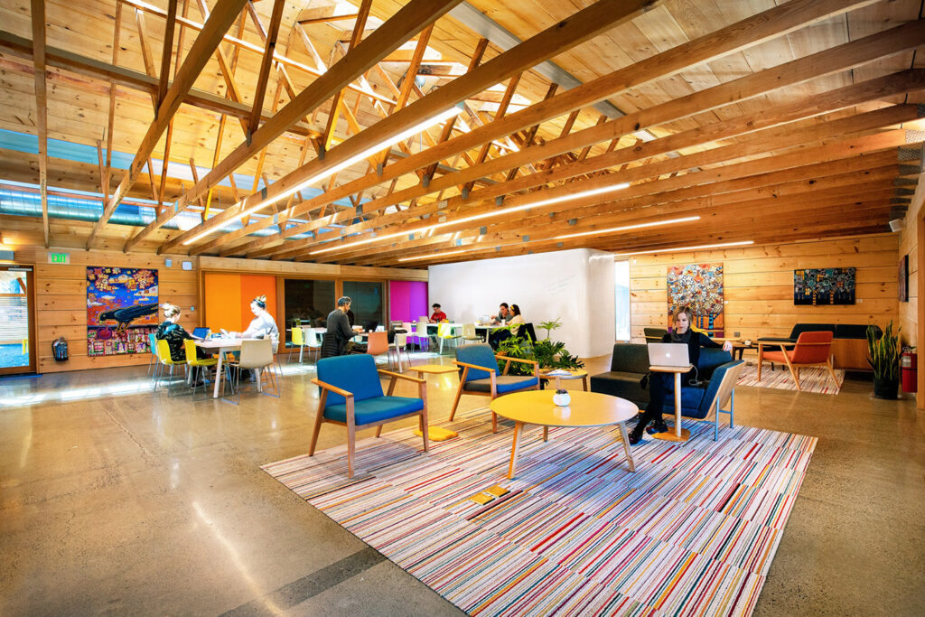 photo of CO workspace