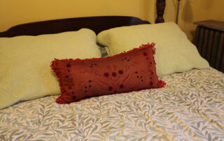 photo of bed from Grand Dutchess