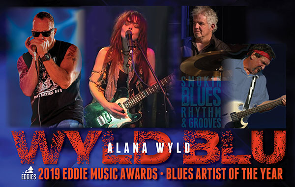 WYLD BLU: 2019 Blues Artist of The Year