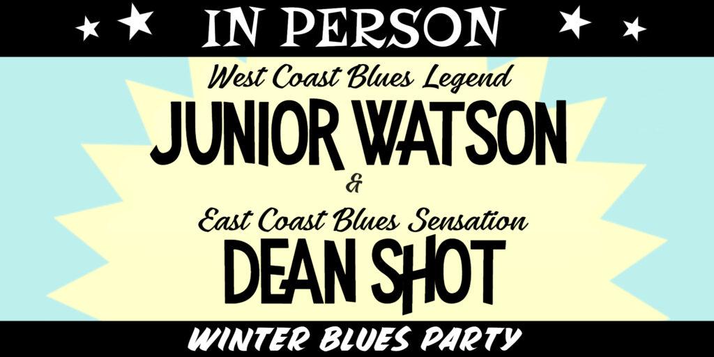 Junior Watson and Dean Shot