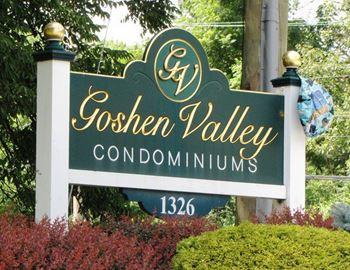 Goshen Valley Sign