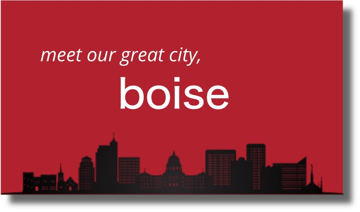 Meet Our Great City, Boise, ID - Boise Turnkey Keller Williams Realty Corby Goade Boise Real Estate Investments