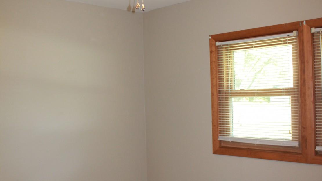 Updated Bedroom in Rental Home, Independence Iowa