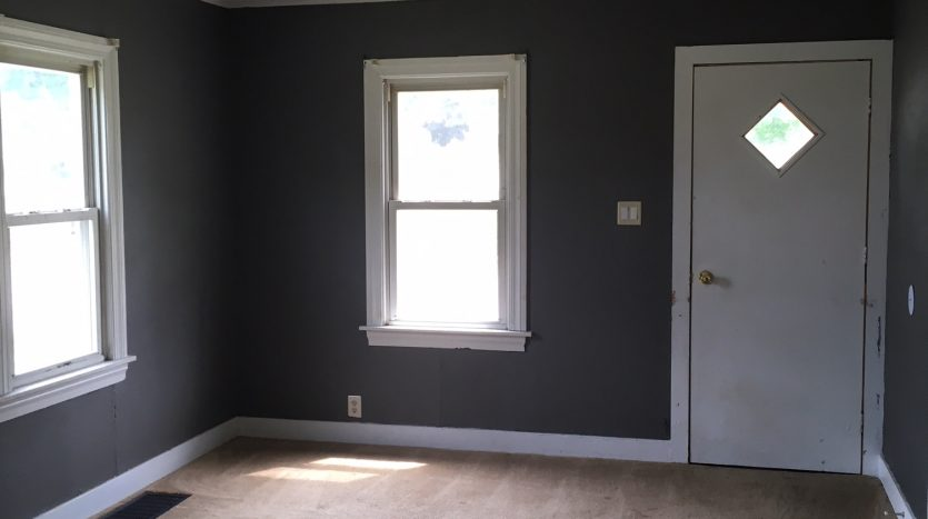 Living Room Two Bedroom House for Rent Independence Iowa