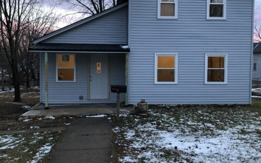 Independence Iowa House For Rent