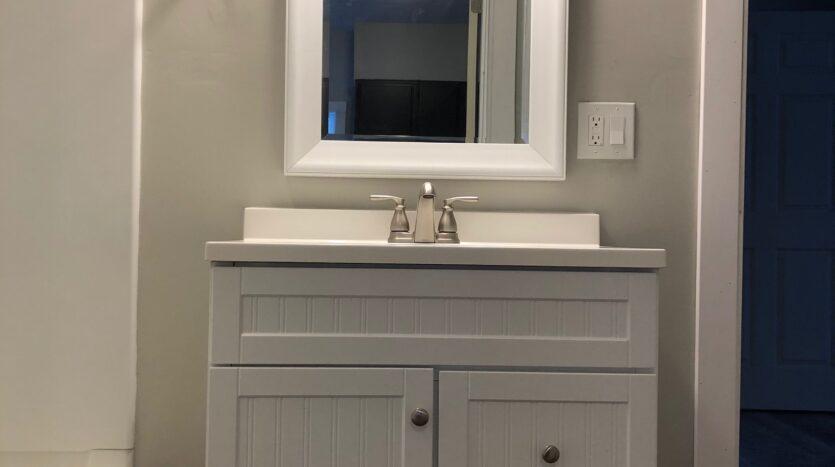 Bathroom of Independence, Iowa Rental House