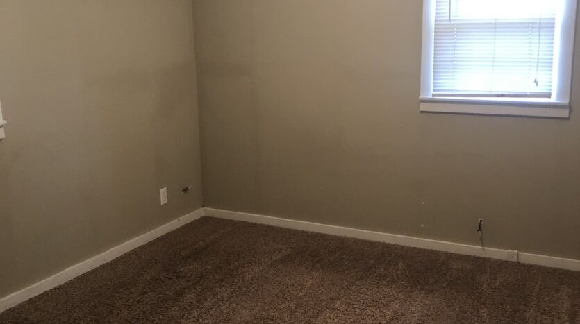 Bedroom of house for rent