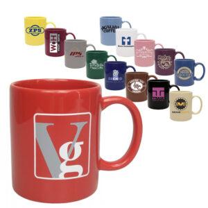 Custom Printing Gift Mugs