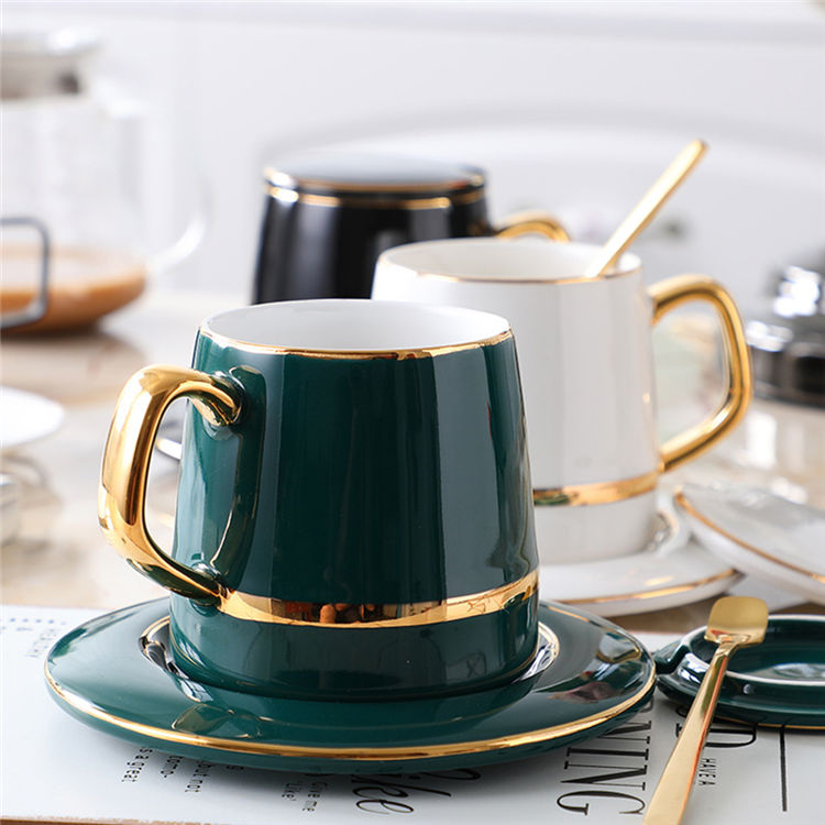 British Style Cup Saucer