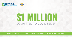 Hyrell covid relief program franchise hiring