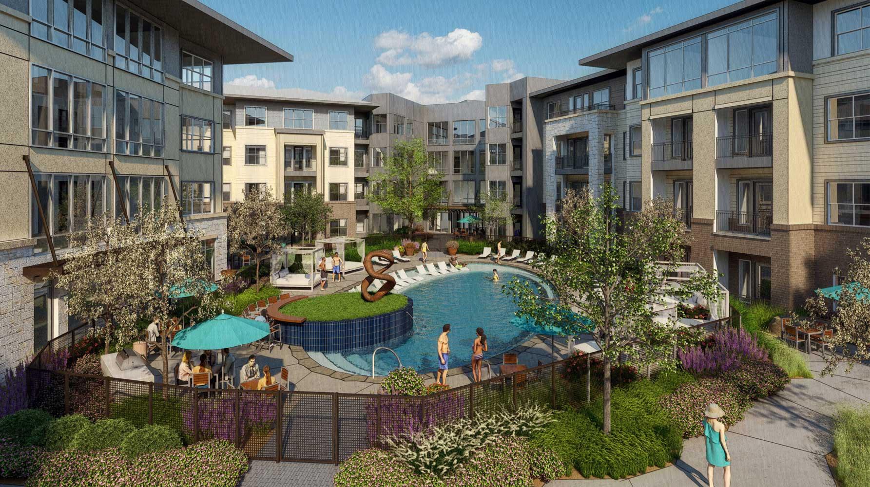 Corporate Housing Arlington