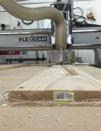 cnc routing wood