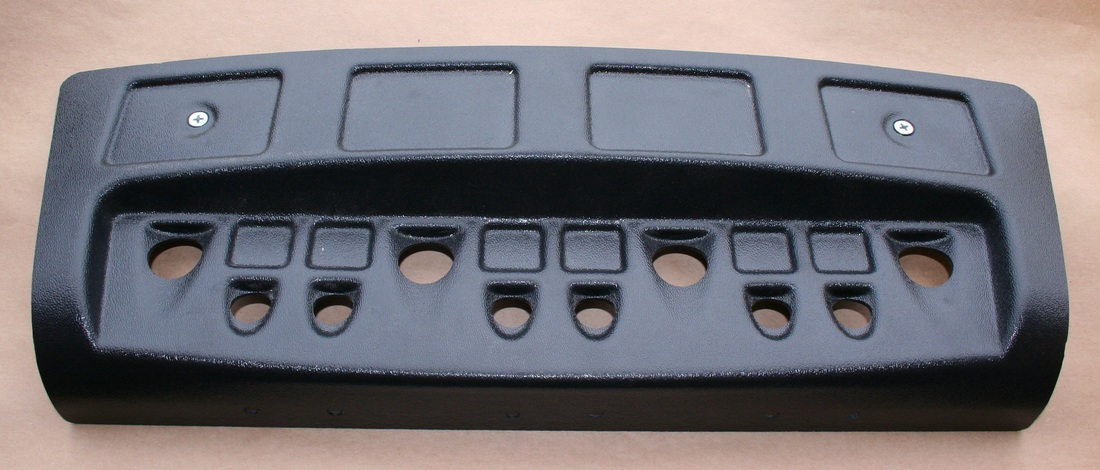 plastic fabrication with variety of materials