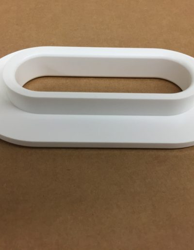 acrylic fabrication - cnc machined parts